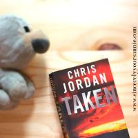 Taken by Chris Jordan {Book Review}