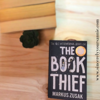 The Book Thief by Markus Zusak {Book Review}