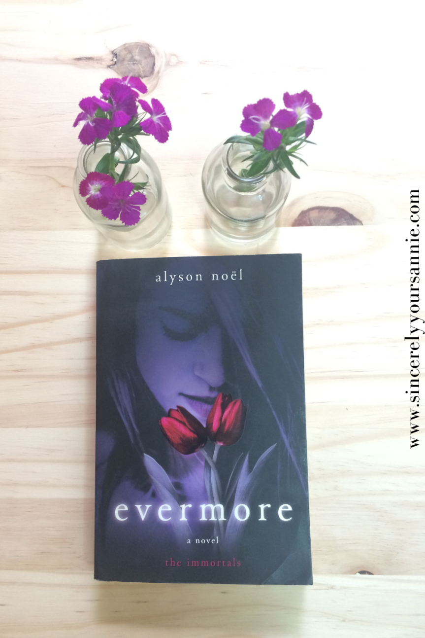 Evermore by Alyson Noël {BookReview}
