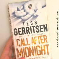 Call After Midnight by Tess Gerritsen {Book Review}
