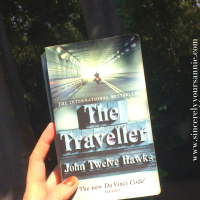 The Traveller by John Twelve Hawks {Book Review}