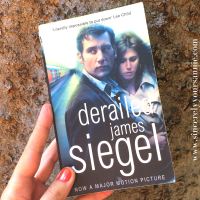 Derailed by James Siegel {Book Review}