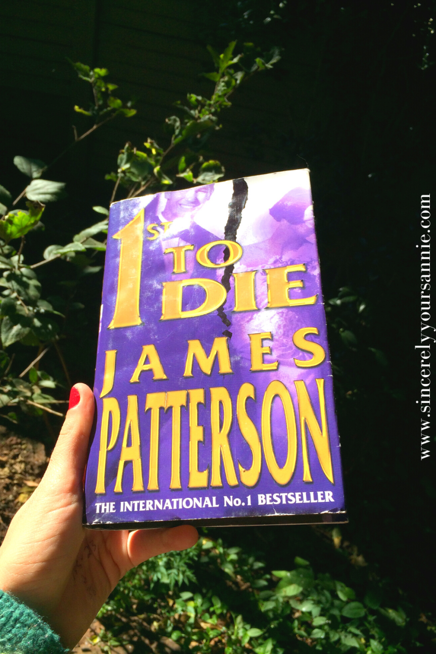 1st to Die by James Patterson {BookReview}