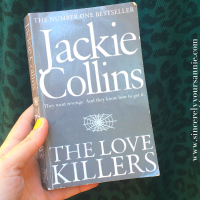 The Love Killers by Jackie Collins {Book Review}