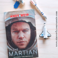 The Martian by Andy Weir {Book Review}