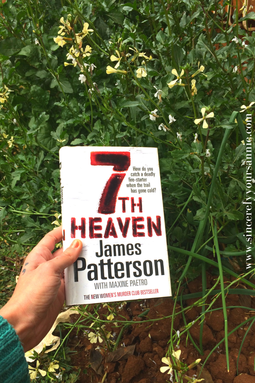 7th Heaven by James Patterson and Maxine Paetro {BookReview}