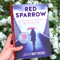 Red Sparrow by Jason Matthews {Book Review}